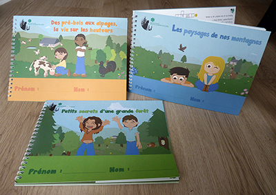 My illustrated book